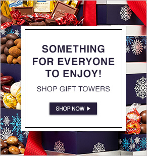 Something for Everyone to Enjoy! Shop Gift Towers.